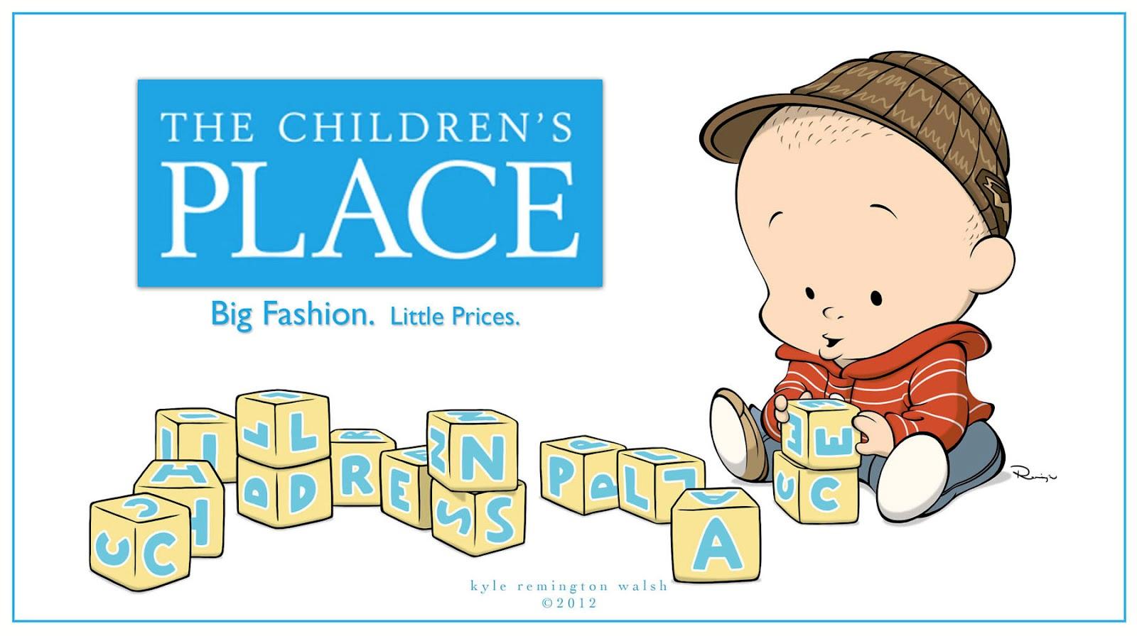 Children's Place Specials