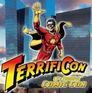 Terrific Comic Con @ Online
